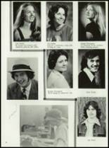 1978 Rochester High School Yearbook Page 20 & 21