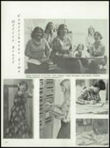 1978 Rochester High School Yearbook Page 54 & 55