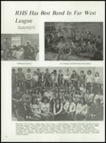 1978 Rochester High School Yearbook Page 58 & 59