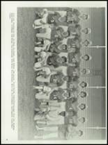 1978 Rochester High School Yearbook Page 100 & 101