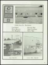 1978 Rochester High School Yearbook Page 112 & 113