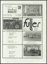 1978 Rochester High School Yearbook Page 116 & 117