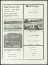 1978 Rochester High School Yearbook Page 130 & 131