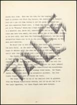 1950 Winona High School Yearbook Page 18 & 19