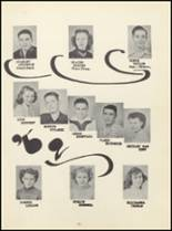 1950 Winona High School Yearbook Page 24 & 25