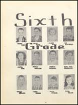 1950 Winona High School Yearbook Page 34 & 35