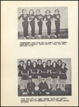 1950 Winona High School Yearbook Page 38 & 39