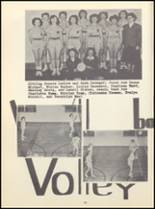 1950 Winona High School Yearbook Page 42 & 43