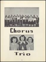 1950 Winona High School Yearbook Page 48 & 49