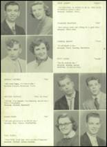 1956 Johnston High School Yearbook Page 12 & 13
