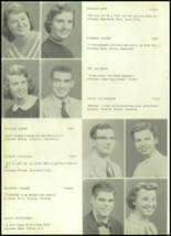 1956 Johnston High School Yearbook Page 14 & 15