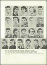 1956 Johnston High School Yearbook Page 20 & 21