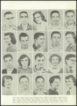 1956 Johnston High School Yearbook Page 22 & 23