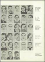 1956 Johnston High School Yearbook Page 24 & 25