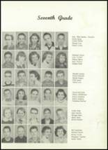 1956 Johnston High School Yearbook Page 28 & 29