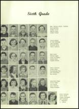 1956 Johnston High School Yearbook Page 30 & 31