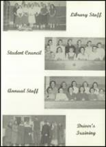 1956 Johnston High School Yearbook Page 46 & 47
