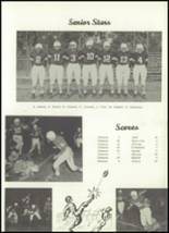 1956 Johnston High School Yearbook Page 52 & 53