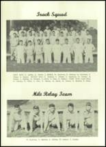 1956 Johnston High School Yearbook Page 58 & 59