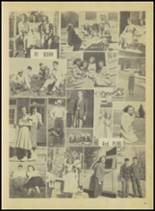 1950 Springville High School Yearbook Page 18 & 19