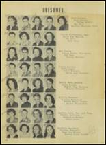1950 Springville High School Yearbook Page 26 & 27