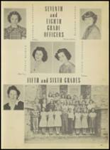 1950 Springville High School Yearbook Page 28 & 29