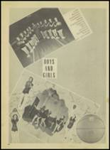 1950 Springville High School Yearbook Page 32 & 33