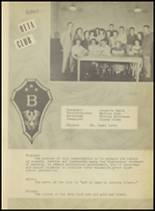 1950 Springville High School Yearbook Page 36 & 37