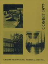 1977 Yearbook Granby High School