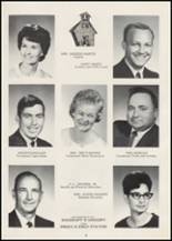 1968 Red Oak High School Yearbook Page 14 & 15