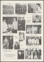 1968 Red Oak High School Yearbook Page 28 & 29