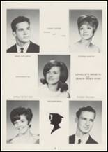 1968 Red Oak High School Yearbook Page 38 & 39