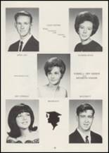1968 Red Oak High School Yearbook Page 40 & 41