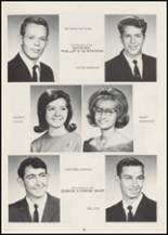 1968 Red Oak High School Yearbook Page 42 & 43