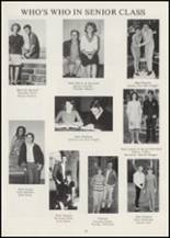 1968 Red Oak High School Yearbook Page 48 & 49