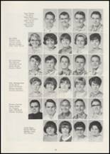 1968 Red Oak High School Yearbook Page 64 & 65