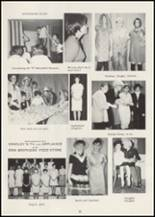 1968 Red Oak High School Yearbook Page 66 & 67