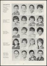 1968 Red Oak High School Yearbook Page 76 & 77