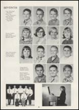 1968 Red Oak High School Yearbook Page 78 & 79