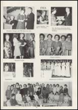 1968 Red Oak High School Yearbook Page 114 & 115