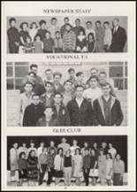 1968 Red Oak High School Yearbook Page 118 & 119
