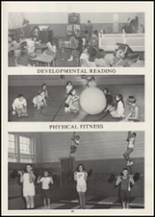 1968 Red Oak High School Yearbook Page 122 & 123