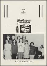 1968 Red Oak High School Yearbook Page 162 & 163