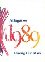 1989 Yearbook Hutchinson High School