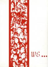 1974 Yearbook Milton High School