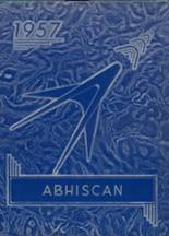 1957 Yearbook Abbotsford High School
