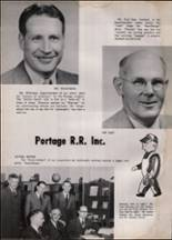 1952 Portage Central High School Yearbook Page 10 & 11