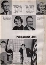 1952 Portage Central High School Yearbook Page 12 & 13