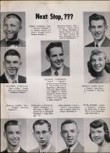 1952 Portage Central High School Yearbook Page 14 & 15