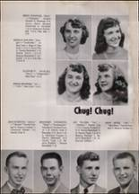 1952 Portage Central High School Yearbook Page 16 & 17